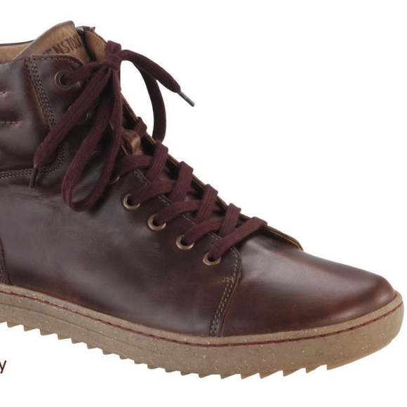 c049eda35582 Birkenstock Shoes - Birkenstock Bartlett Cherry Women s Boots